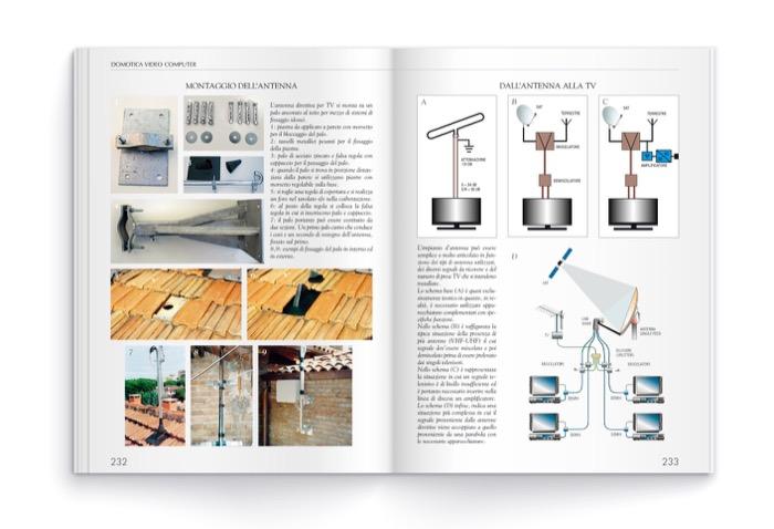Il grande libro dell 39 elettricit edibrico - Elettricita in casa ...