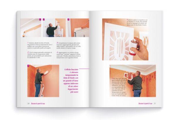 Decorare le pareti di casa tecniche e idee per pareti for Decorare le case