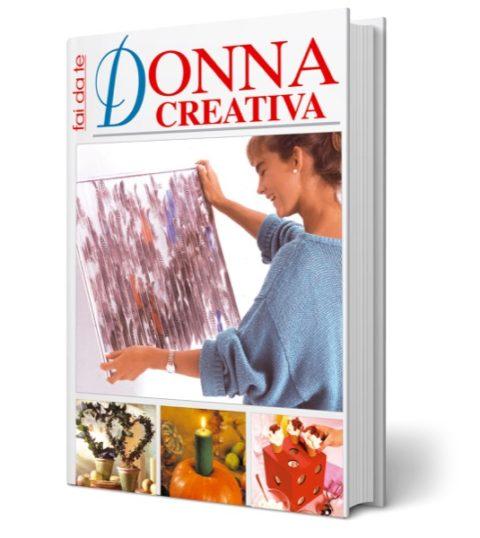 Donna creativa